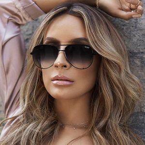 Quay Australia x Desi High Key Mini Sunglasses
